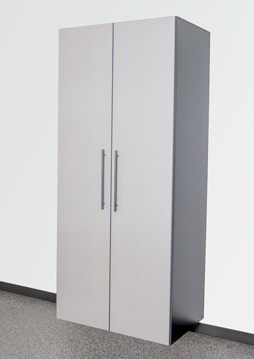Silver Frost  / Slate Cabinet Option